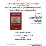presentazione libro Capriglione